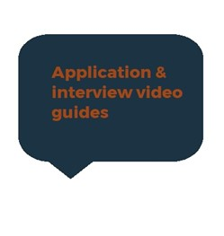 Application and Interview video guides link